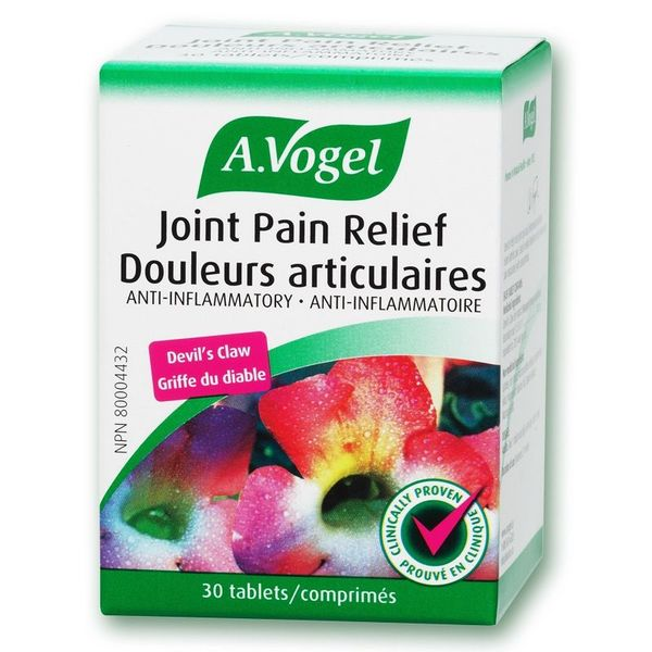 A.Vogel A.Vogel Joint Pain Relief Anti-Inflammatory 30 tabs