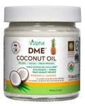 Alpha Alpha DME Virgin Coconut Oil 110ml Pineapple