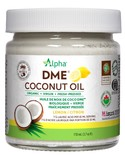 Alpha Alpha DME Virgin Coconut Oil 110 ml Lemon