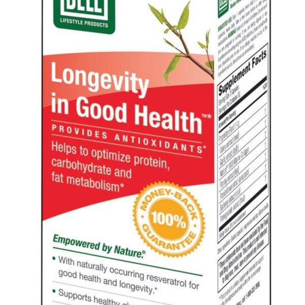 Bell Lifestyle Bell Longevity in Good Health 90 caps