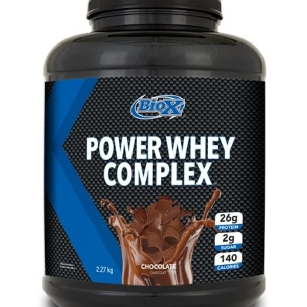 Bio X Bio X Power Whey Complex 5lb  Chocolate