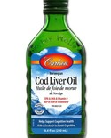 Carlson Carlson Cod Liver Oil 250ml Unflavoured