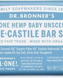 Dr. Bronner's Dr Bronner's Baby-Mild Castile Bar Soap 140g