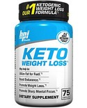 BPI BPI Keto Weight Loss 75 caps
