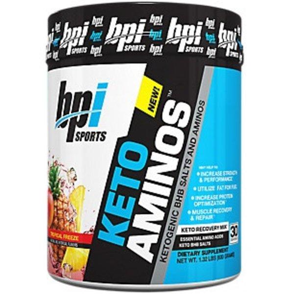 BPI BPI Keto Aminos Tropical Freeze 30 servings
