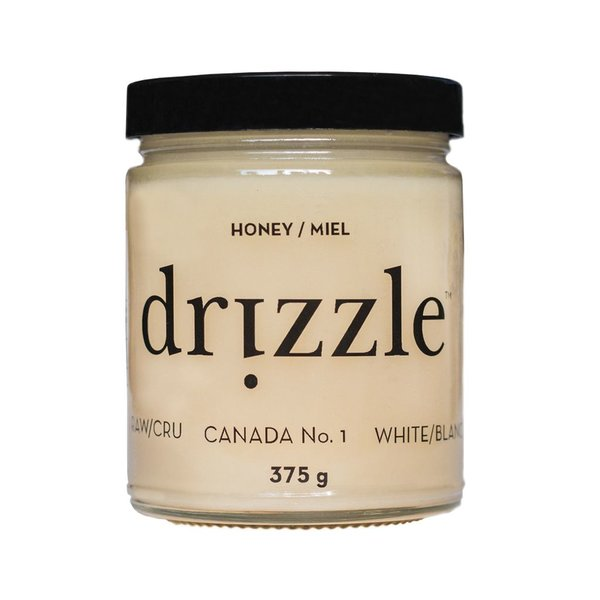 Drizzle Honey Drizzle White Raw Honey 375g