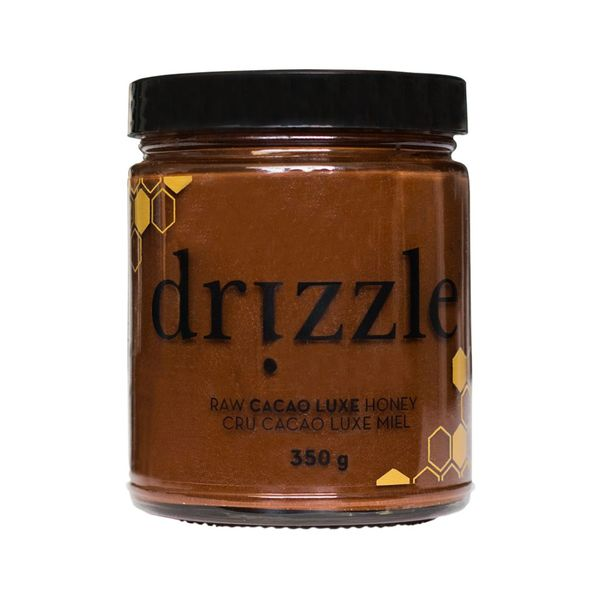 Drizzle Honey Drizzle Cacao Luxe Raw Honey 350g