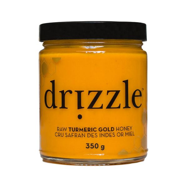 Drizzle Honey Drizzle Turmeric Gold Raw Honey 350g