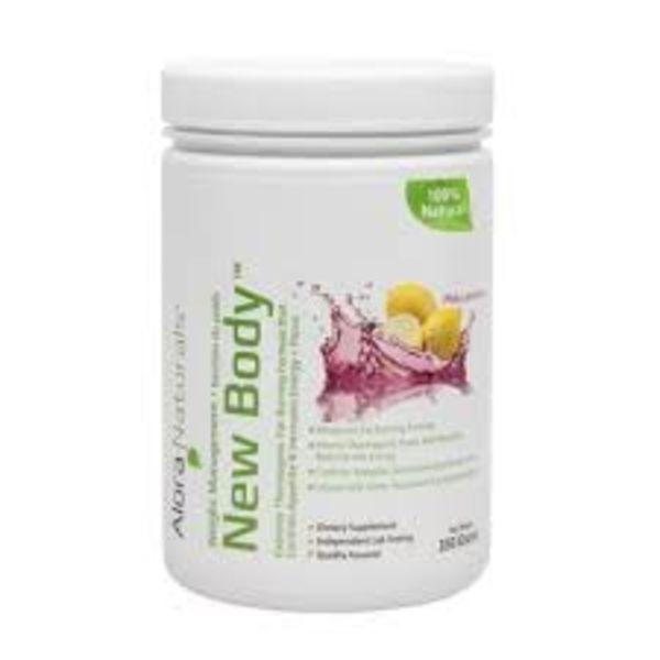 Alora Naturals Alora Naturals New Body Pink Lemonade 262.5g