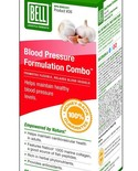 Bell Lifestyle Bell Blood Pressure Formulation Combo 60 caps