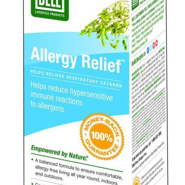Bell Lifestyle Bell Allergy Relief 30 caps