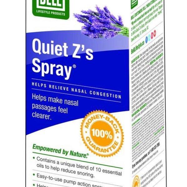 Bell Lifestyle Bell Quiet Z's Spray 9ml