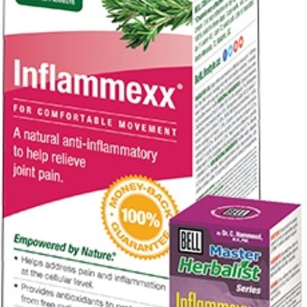 Bell Lifestyle Bell Inflammexx 90 caps