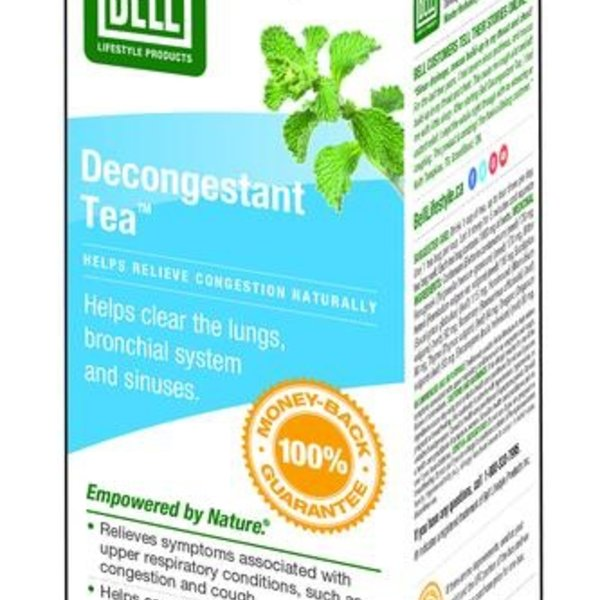 Bell Lifestyle Bell Decongestant Tea 30 bags