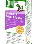 Bell Lifestyle Bell Bladder & Yeast Infection 60 caps