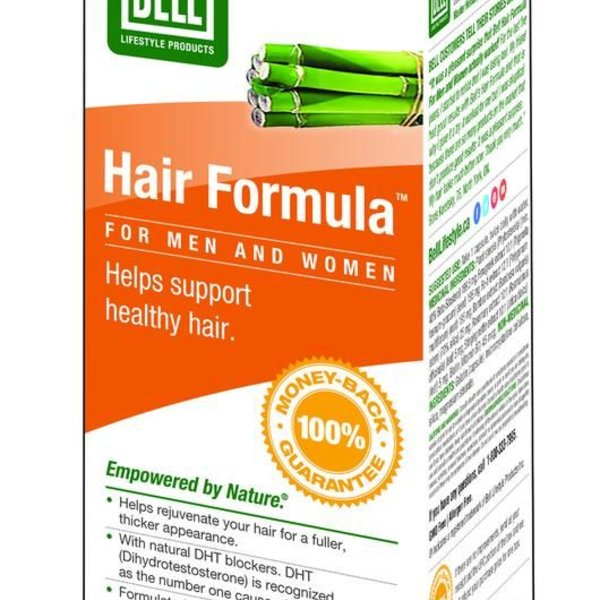 Bell Lifestyle Bell Stop Hair Formula for Men and Women 120 caps