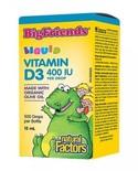 Natural Factors Natural Factors Big Friends Liquid Vitamin D 400iu 15ml