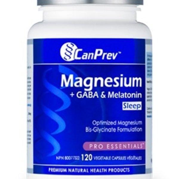 CanPrev CanPrev Magnesuim Sleep 120 Vcap