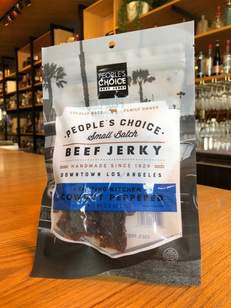 People's Choice Jerky People's Choice Jerky Cowboy Peppered 2.5oz