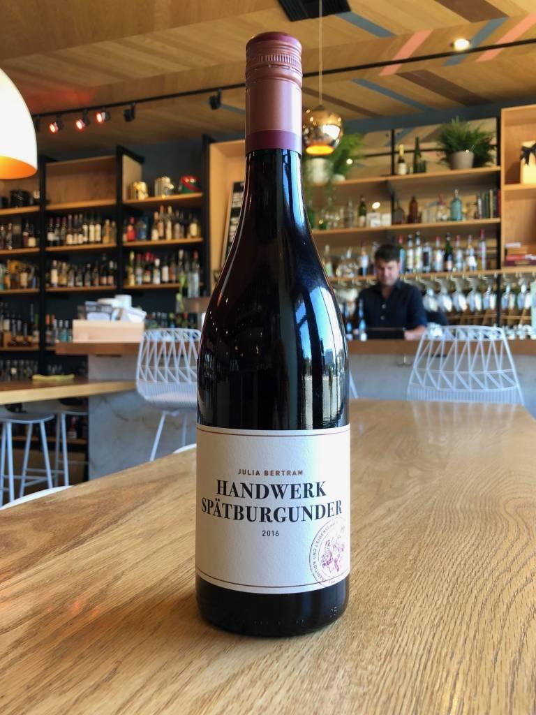 Julia Bertram 2016 Julia Bertram Spätburgunder (Pinot Noir) Handwerk 750ml