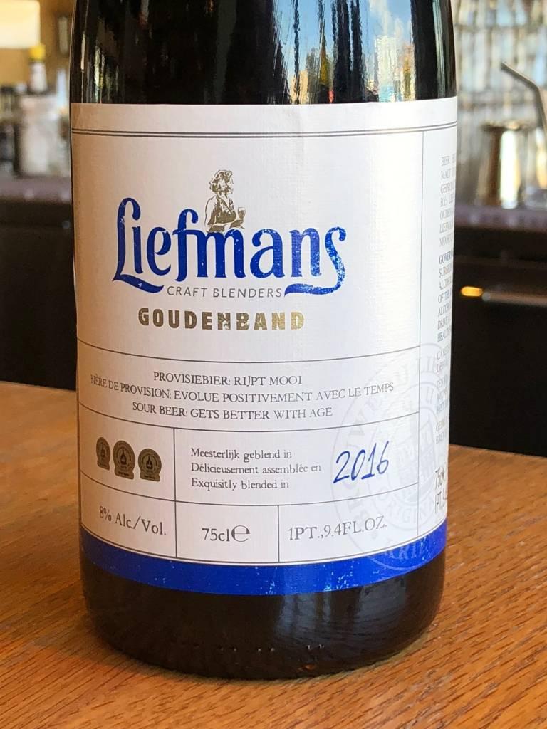 Liefmans Liefmans Goudenband Flemish Sour Brown Ale 750mL