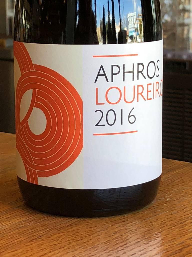 Aphros 2016 Aphros Loureiro 750mL