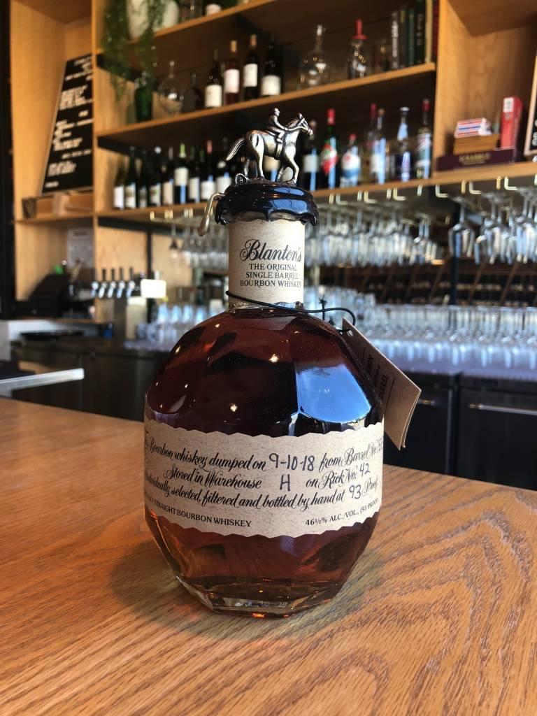 Blanton Distilling Company Blanton's Single Barrel Bourbon 750mL