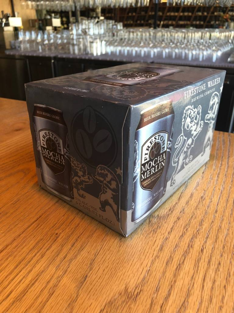 Firestone Walker Brewing Firestone Walker Mocha Merlin Stout 12oz 6pk