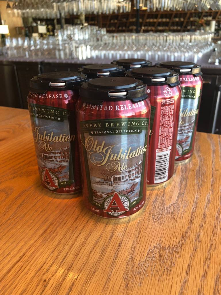 Avery Brewing Co. Avery Old Jubilation Strong Ale 12oz 6pk