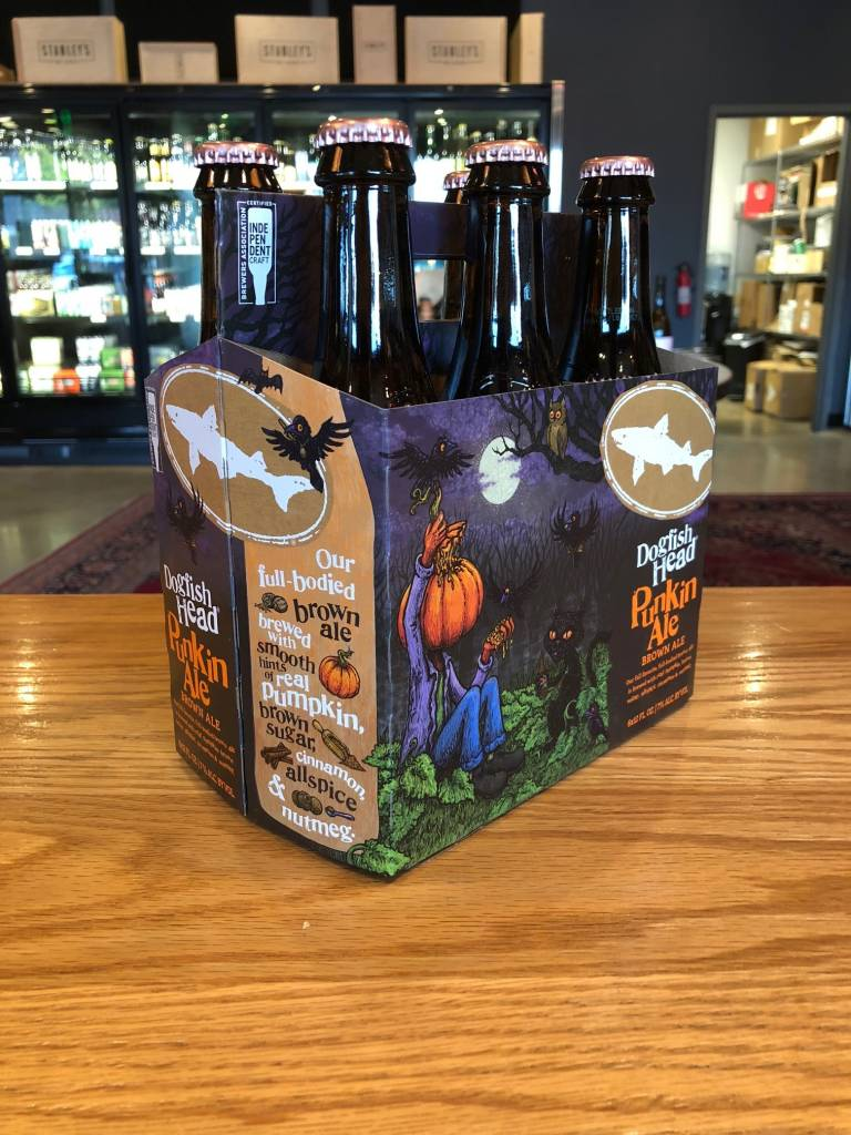 Dogfish Head Brewing Dogfish Head Punkin Ale 12oz