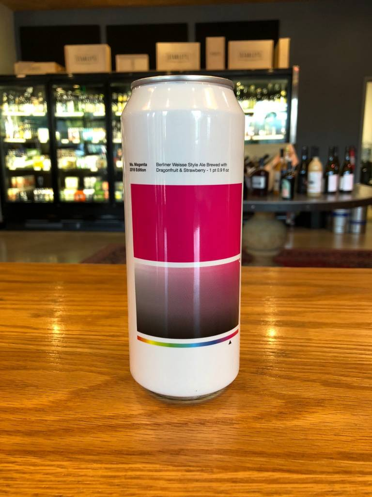 To Øl Brewing To Øl Ms. Magenta Berliner Weiss 500ml