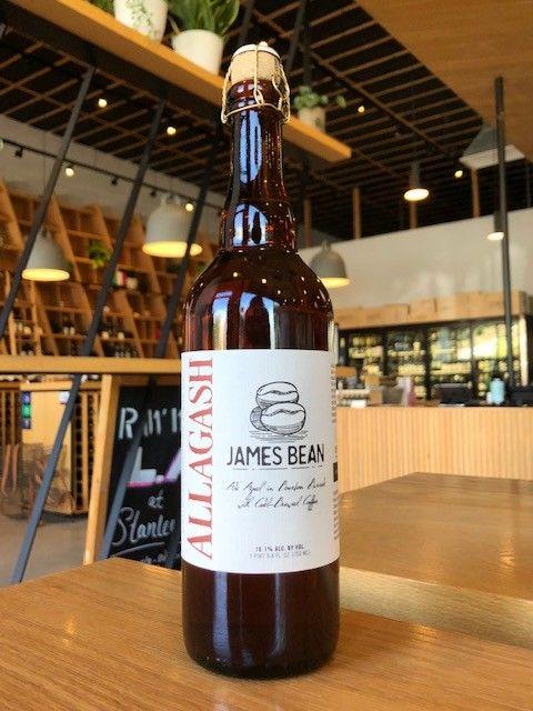 Allagash Allagash James Bean Coffee Barrel Aged Triple 750ml