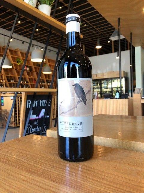 Valravn 2016 Valravn Sonoma County Old Vine Zinfandel