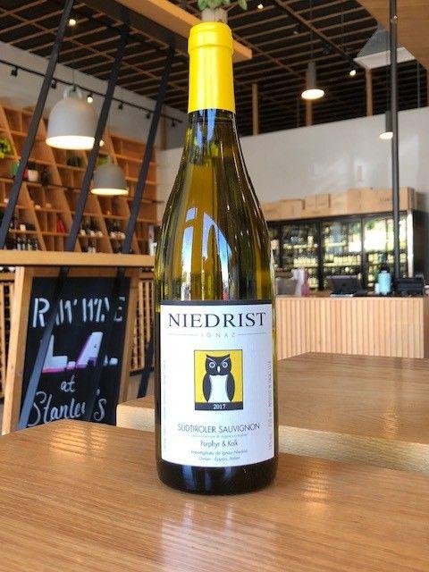 Niedrist 2017 Niedrist 'Porphyr and Kalk' Sauvignon Blanc 750ml
