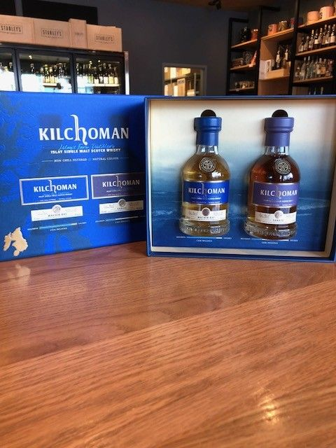 Kilchoman Distillery Kilchoman Bottle Sampler Pack 200ml