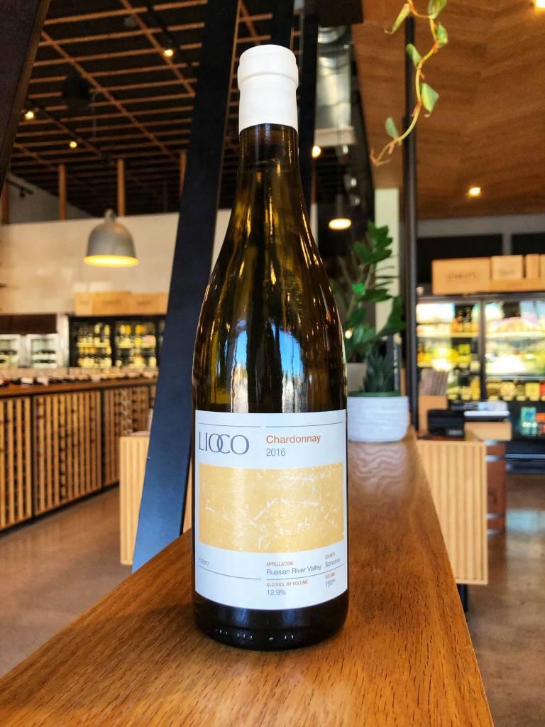 Lioco 2016 Lioco 'Estero' Chardonnay Russian River Valley 750ml