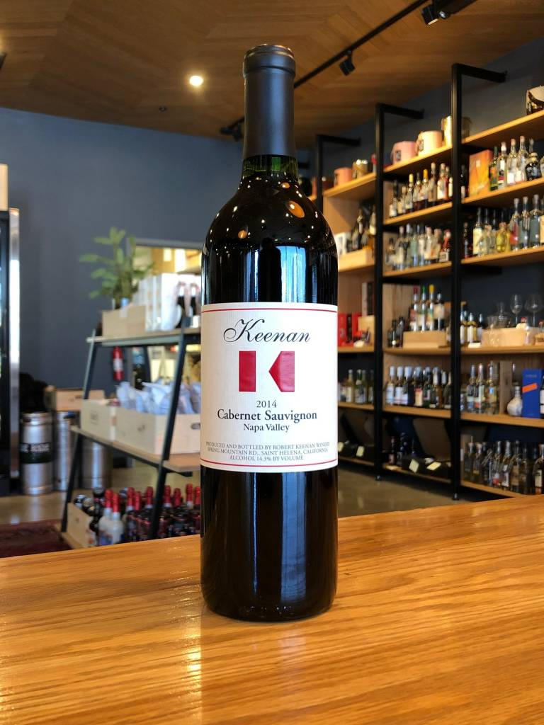Keenan Winery 2014 Keenan Cabernet Sauvignon 750mL