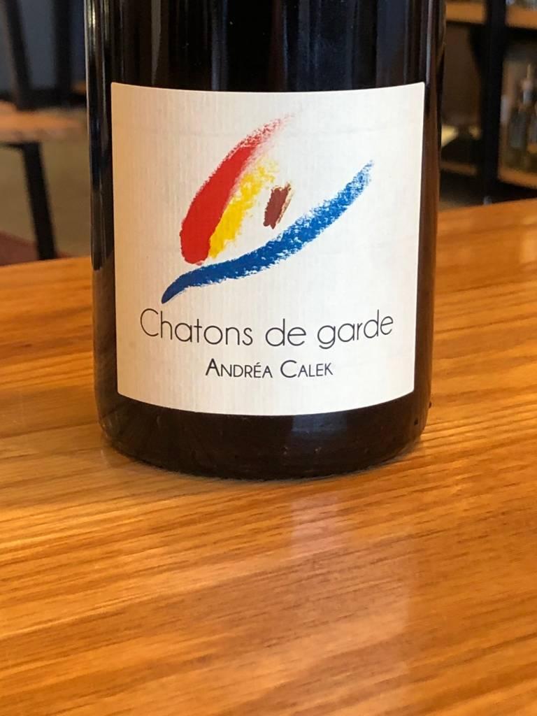 "Andréa Calek 2017 Andréa Calek ""Chatons de Garde"" VdFde l'Ardeche"