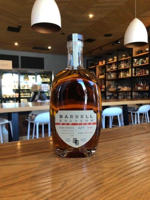 Barrell Bourbon Barrell Bourbon New Year 2019 Cask Strength 750ml