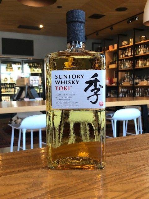 Suntory Suntory Whisky Toki 750ml