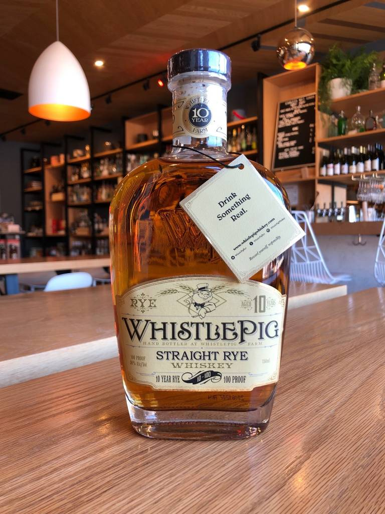 WhistlePig Distillery WhistlePig Straight Rye 10 Year 100 Proof 750ml