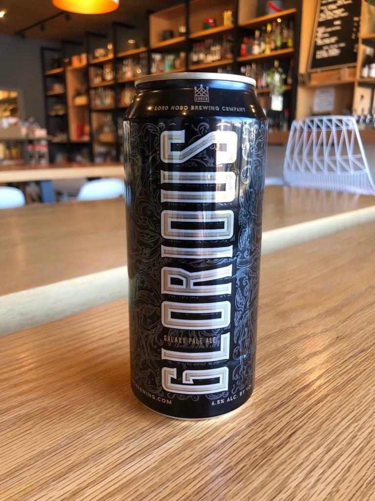 Lord Hobo Brewing Lord Hobo Brewing Glorious Galaxy Pale Ale 16oz