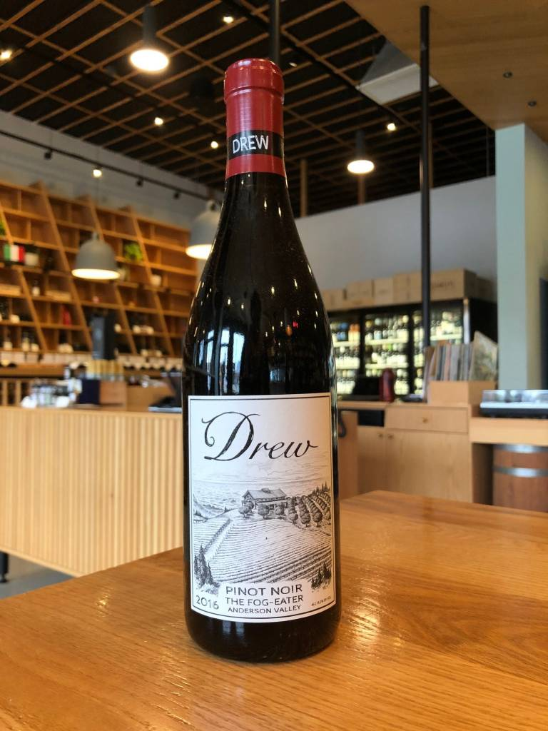 Drew Family Cellars 2016 Drew Family Wines 'Fog Eater' Pinot Noir 750mL