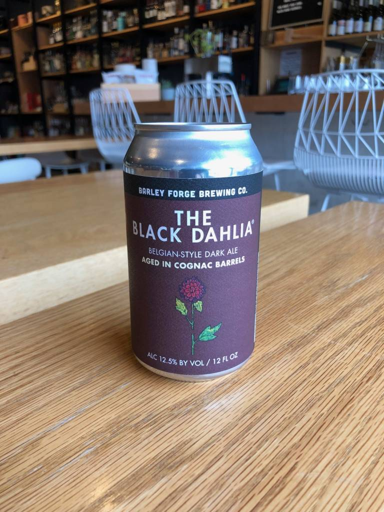Barley Forge Brewing Barley Forge Brewing Black Dahlia 12oz