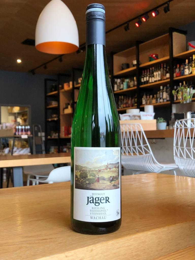 Weignut Jäger 2016  Weingut Jäger Riesling Federspiel Ried Steinriegl