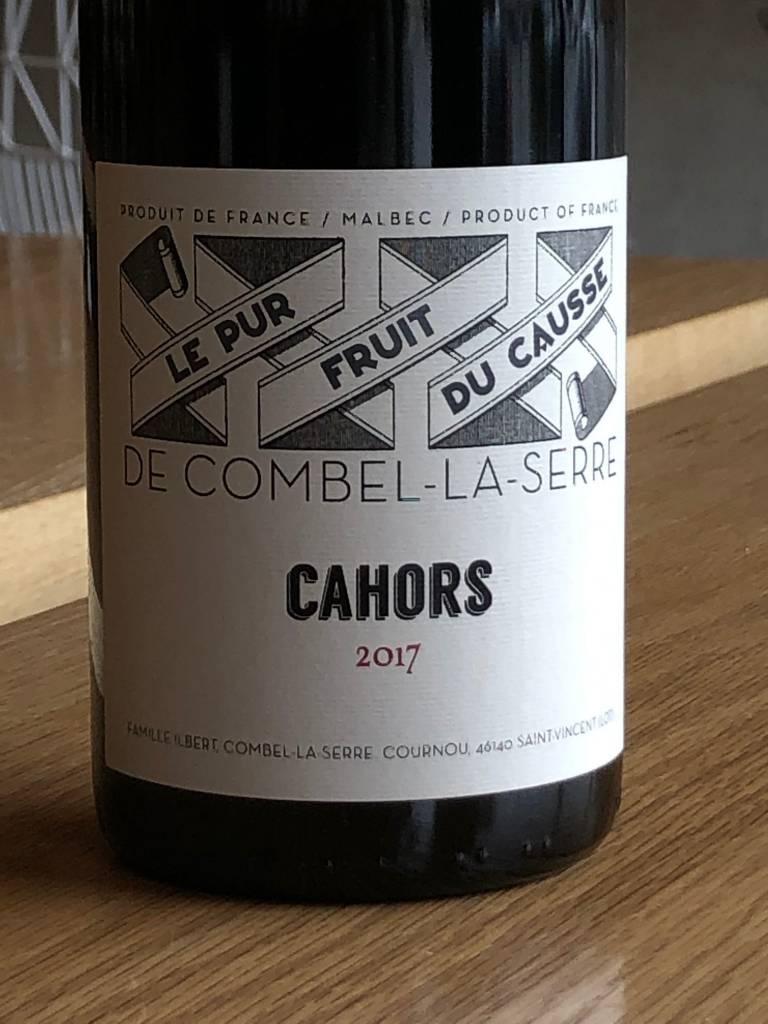 Château Combel la Serre 2017 Château Combel La Serre Cahors Le Pur Fruit de Causse 750ml