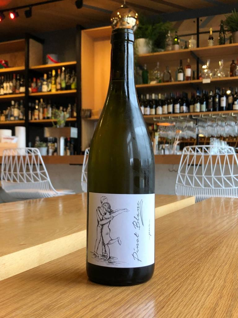 Weingut Brand 2016 Weingut Brand Pinot Blanc Pur 750mL