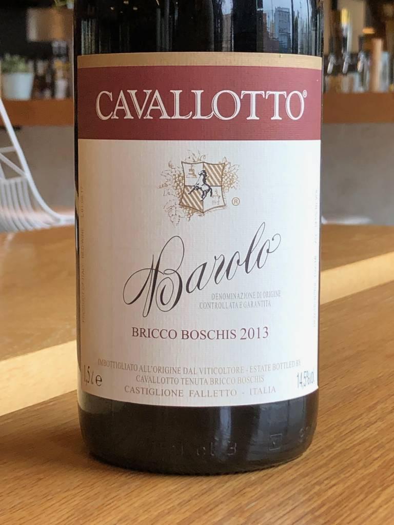 Cavallotto 2013 Cavallotto Bricco Boschis Barolo 1500ml