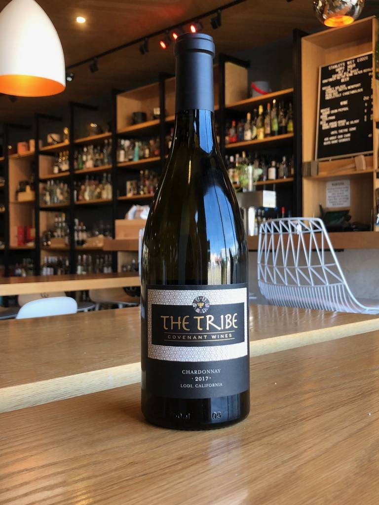 "Covenant 2016 Covenant Wines ""The Tribe"" Chardonnay Mettler Vineyard, Lodi 750ml"