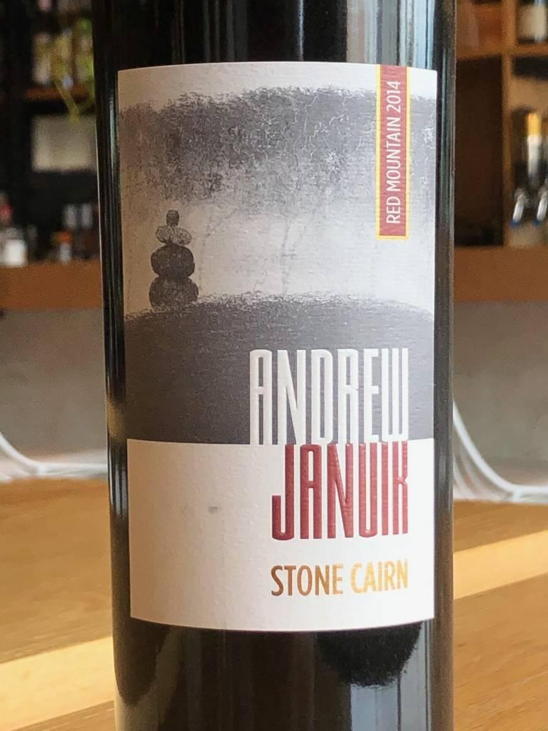Andrew Januik 2014 Andrew Januik Stone Cairn Red Mountain Cabernet Sauvignon 750ml